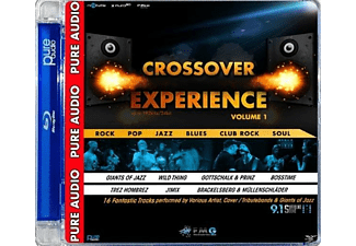 VARIOUS - Crossover Experience Vol. 1 - (Blu-ray Audio)