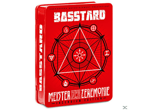 Basstard - Meister Der Zeremonie (Ltd.Incendium Edition) - (CD)