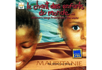 VARIOUS - Le Chant Des Enfants Du Monde Vol.8: Mauretanien - (CD)