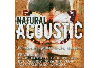 VARIOUS - Natural Acoustic - (CD)