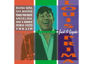 Louis Prima - Just A Gigolo [CD]