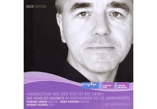 Mdr So & Chor - MDR Edition 02:Das Hohelied Salomos - (CD)