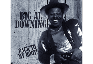 Big Al Downing - Back To My Roots - (CD)