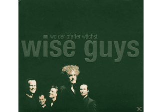 Wise Guys - Wo Der Pfeffer Wächst - (CD EXTRA/Enhanced)