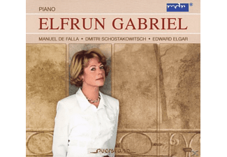 Elfrun Gabriel - Piano - (CD)