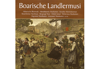 VARIOUS - Boarische Landlermusi - (CD)