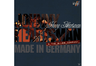 Johnny & The Blues Company Heartsman - Made In Germany - (CD)
