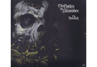 The Gates Of Slumber - The Wretch - (CD)