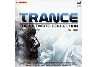 VARIOUS - Trance Ultimate Coll. Vol 1 2008 - (CD)
