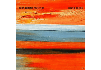 Poor Genetic Material - Island Noises - (CD)