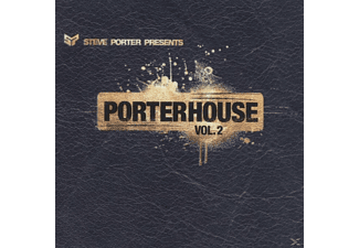 various/mixed by steve porter - porterhouse vol.2 - (CD)