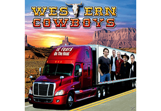 Western Cowboys - 10 Years On The Road - (CD)