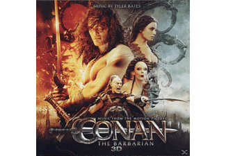 VARIOUS - Conan The Barbarian-3d - (CD)