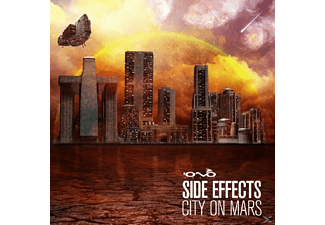 Side Effects - City On Mars - (CD)