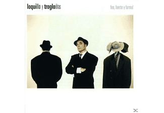 Loquillo Y Trogloditas - Feo,Fuerte Y Formal - (CD)