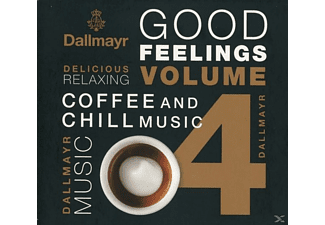 VARIOUS - Dallmayr Coffee And Chill Music Vol.4 - (CD)