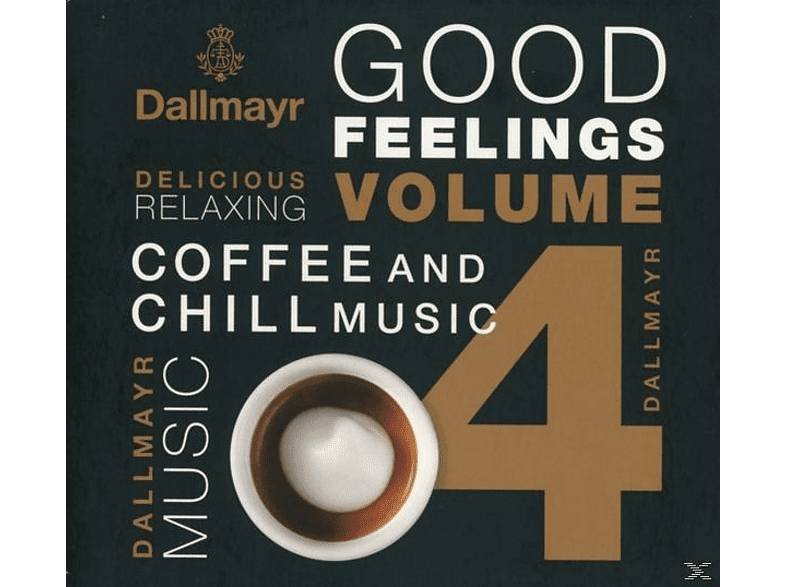 VARIOUS - Dallmayr Coffee And Chill Music Vol.4 [CD]