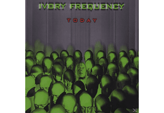 Ivory Frequency - Today - (5 Zoll Single CD (2-Track))