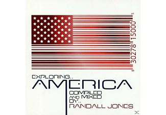 Randall Various/jones - Exploring America - (CD)