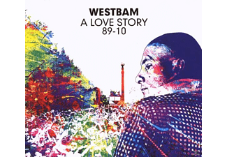 Westbam, VARIOUS - A Love Story 89-10 - (CD)