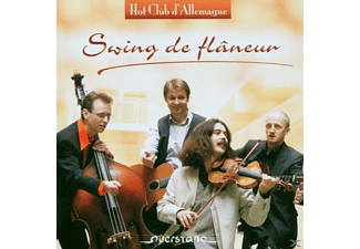 Hot Club D'allemagne - Swing De Flaneur - (CD)