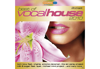 VARIOUS - Best Of Vocal House 2010 - (CD)