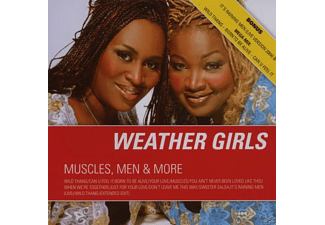 Weathergirls - Muscles, Men And More - (CD)