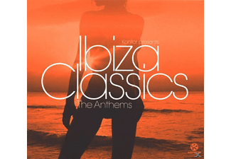 VARIOUS - Kontor Presents Ibiza Classics (The Anthems) - (CD)