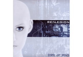 Re:\legion - State of mind - (CD)