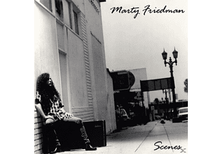 Marty Friedman - Scenes - (CD)