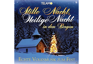 VARIOUS - Stille Nacht,Heilige Nacht In Den Bergen - (CD)