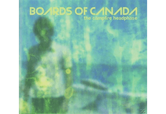 Boards Of Canada - The Campfire Headphase - (CD)