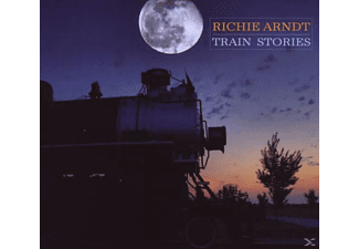 Richie Arndt - Train Stories - (CD)