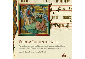 Franz Karl Ensemble Graces & Voices/prassl - Vocem Iucunditatis - (CD)