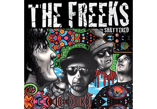 The Freeks - Shattered - (CD)