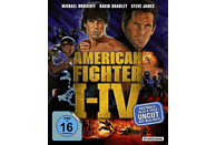 American Fighter 1-4 [Blu-ray]
