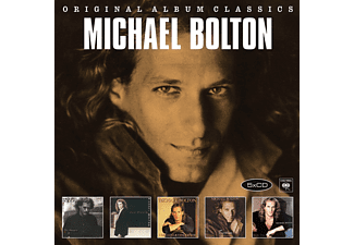 Michael Bolton - Original Album Classics (CD)