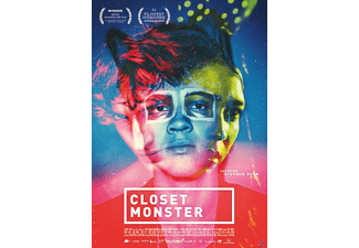 CLOSET MONSTER - (DVD)