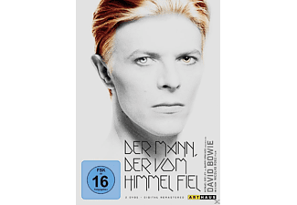 Der Mann der vom Himmel fiel (Digital Remastered) - (DVD)