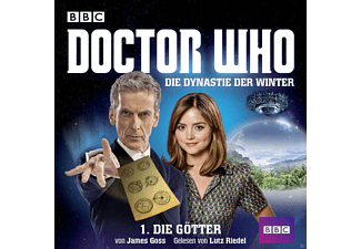 Doctor Who: Die Dynastie der Winter Teil 1-Die - 2 CD - Science Fiction/Fantasy