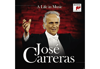José Carreras - A Life in Music - (CD)