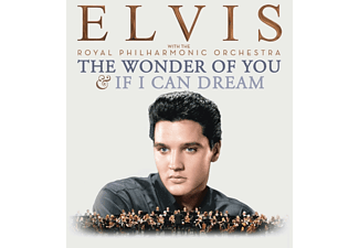 Elvis Presley - The Wonder of You: Elvis Presley with The Royal Philh. Orchestra incl. Helene Fischer Duett - (CD)