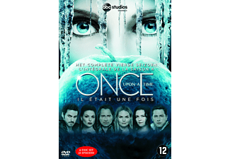 Once Upon A Time Saison 4 DVD