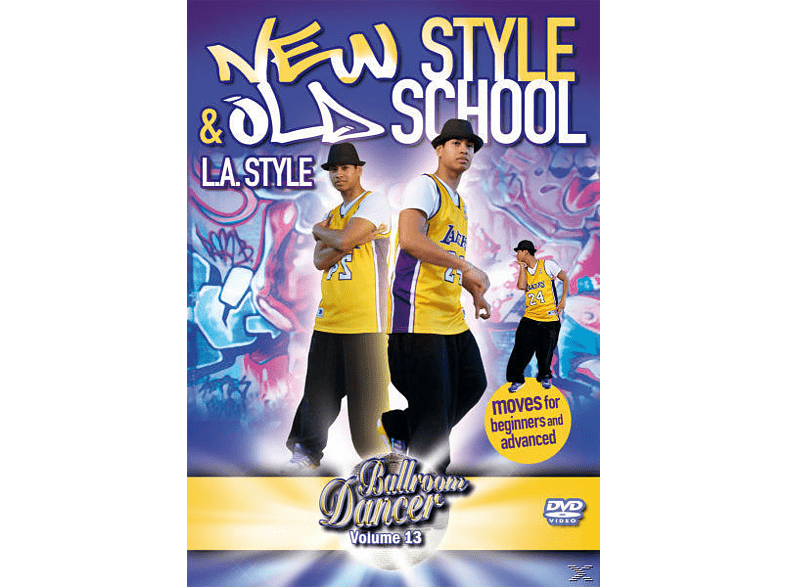 Ballroom Dancer New Style & Old School-L.A.Style [DVD]