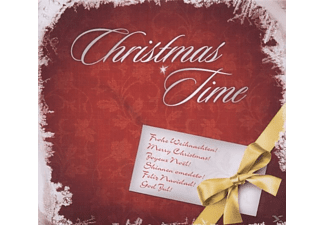 VARIOUS - Christmas Time [CD]