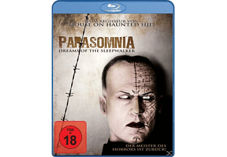 Parasomnia-Dreams Of Sleepwalker - (Blu-ray)