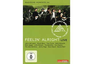 VARIOUS, Rock And Roll Hall Of Fame - RRHOF - FEELIN ALRIGHT [DVD]