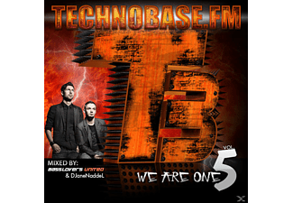 VARIOUS - Technobase.Fm Clubinvasion Vol.5 - (CD)