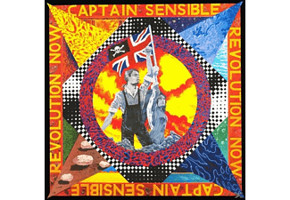 Captain Sensible - Revolution Now - (CD)