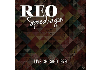 REO Speedwagon - Live Chicago 1979 - (CD)